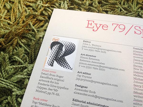 Eye Magazine 79