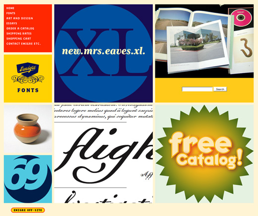 Fonts & Typography Blog – since 1998.